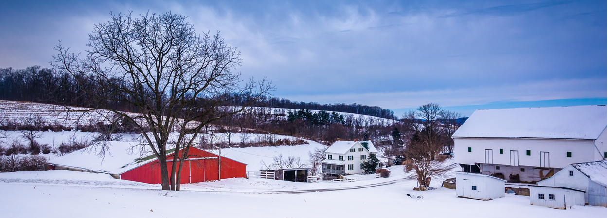 winter pennsylvania